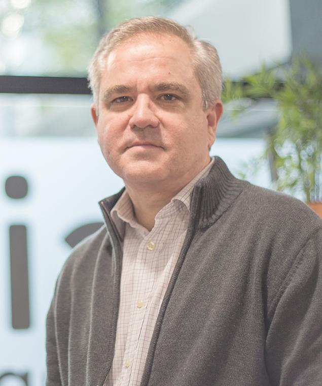 Miguel Ruiz, mentor de Lab Barbanza