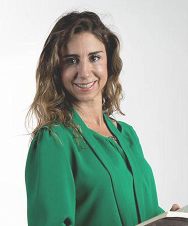 María Méndez, mentora de Lab Barbanza