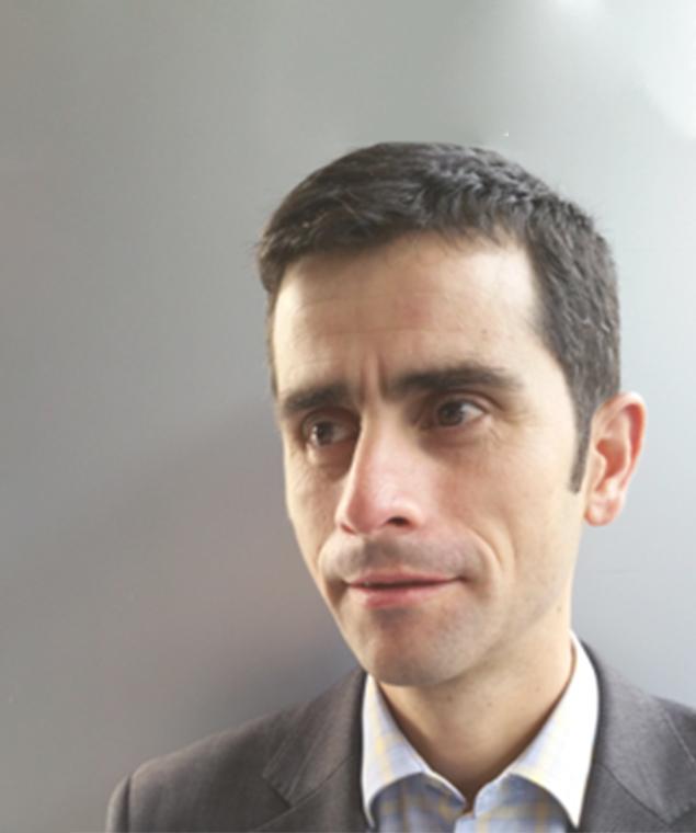 Javier Alonso, mentor de Lab Barbanza